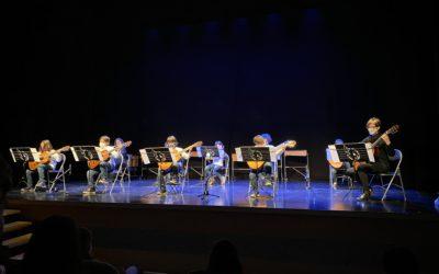 L'Escola de Música torna als escenaris un any més tard